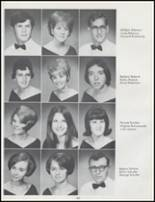 1970 Osbourn High School Yearbook Page 130 & 131