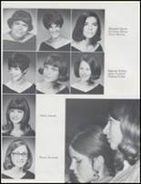 1970 Osbourn High School Yearbook Page 132 & 133