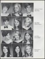 1970 Osbourn High School Yearbook Page 134 & 135