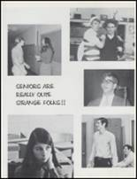 1970 Osbourn High School Yearbook Page 136 & 137