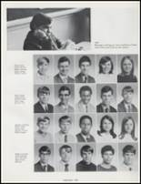 1970 Osbourn High School Yearbook Page 142 & 143