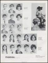 1970 Osbourn High School Yearbook Page 144 & 145