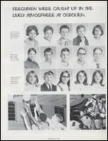 1970 Osbourn High School Yearbook Page 152 & 153