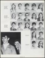 1970 Osbourn High School Yearbook Page 154 & 155