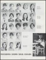1970 Osbourn High School Yearbook Page 156 & 157