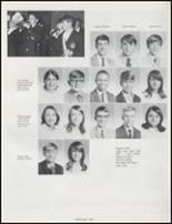 1970 Osbourn High School Yearbook Page 158 & 159