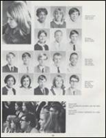 1970 Osbourn High School Yearbook Page 162 & 163