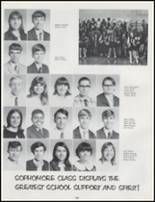 1970 Osbourn High School Yearbook Page 168 & 169