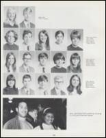 1970 Osbourn High School Yearbook Page 176 & 177