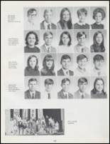 1970 Osbourn High School Yearbook Page 182 & 183