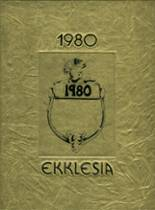 1980 Yearbook Greece Athena High School