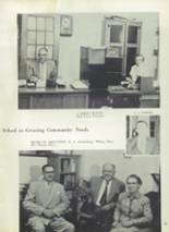 1956 Natrona County High School Yearbook Page 24 & 25