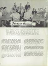 1956 Natrona County High School Yearbook Page 26 & 27