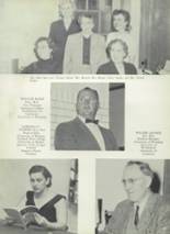 1956 Natrona County High School Yearbook Page 28 & 29