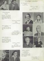 1956 Natrona County High School Yearbook Page 34 & 35