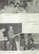 1956 Natrona County High School Yearbook Page 42 & 43