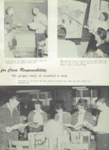 1956 Natrona County High School Yearbook Page 44 & 45