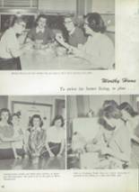 1956 Natrona County High School Yearbook Page 46 & 47