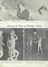 1956 Natrona County High School Yearbook Page 50 & 51