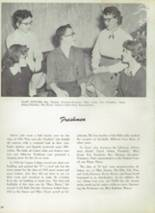 1956 Natrona County High School Yearbook Page 58 & 59
