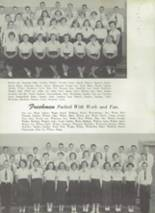 1956 Natrona County High School Yearbook Page 66 & 67