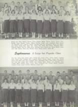 1956 Natrona County High School Yearbook Page 68 & 69