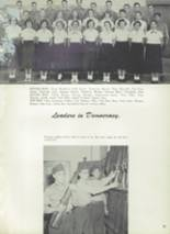 1956 Natrona County High School Yearbook Page 74 & 75