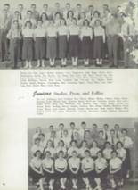 1956 Natrona County High School Yearbook Page 78 & 79