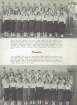 1956 Natrona County High School Yearbook Page 80 & 81