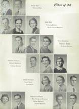 1956 Natrona County High School Yearbook Page 84 & 85