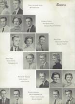 1956 Natrona County High School Yearbook Page 90 & 91