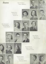 1956 Natrona County High School Yearbook Page 92 & 93