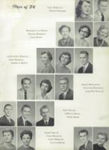 1956 Natrona County High School Yearbook Page 94 & 95