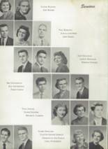 1956 Natrona County High School Yearbook Page 98 & 99