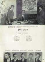 1956 Natrona County High School Yearbook Page 102 & 103