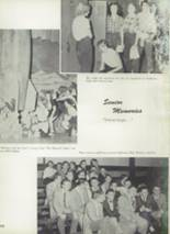 1956 Natrona County High School Yearbook Page 104 & 105