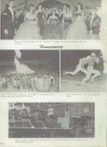 1956 Natrona County High School Yearbook Page 110 & 111