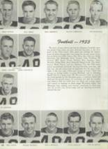 1956 Natrona County High School Yearbook Page 112 & 113