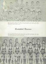 1956 Natrona County High School Yearbook Page 114 & 115