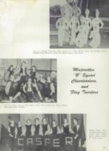 1956 Natrona County High School Yearbook Page 120 & 121