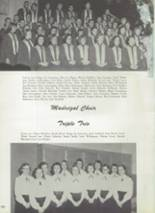 1956 Natrona County High School Yearbook Page 126 & 127