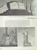 1956 Natrona County High School Yearbook Page 128 & 129