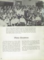 1956 Natrona County High School Yearbook Page 134 & 135