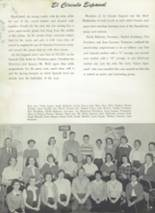 1956 Natrona County High School Yearbook Page 142 & 143