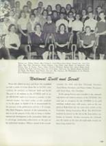 1956 Natrona County High School Yearbook Page 152 & 153