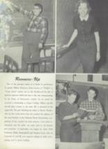 1956 Natrona County High School Yearbook Page 154 & 155