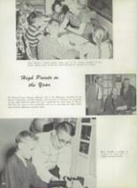 1956 Natrona County High School Yearbook Page 156 & 157