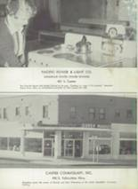 1956 Natrona County High School Yearbook Page 160 & 161