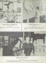 1956 Natrona County High School Yearbook Page 162 & 163