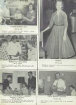 1956 Natrona County High School Yearbook Page 166 & 167